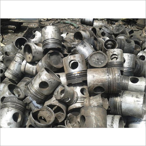 Aluminium alloy Piston Scrap