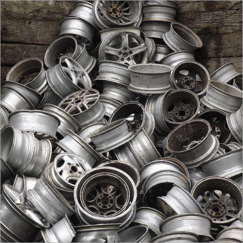 Aluminium Wheel cast Scrap