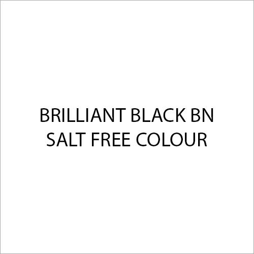 Brilliant Black BN Salt Free Colour