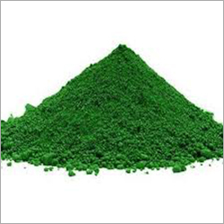 07 Green Solvent Dyes