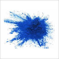 Lake Brilliant Blue FCF Colour