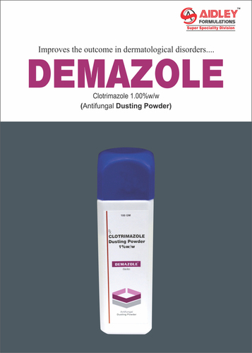 Clotrimazole 1.00% w/w (Antifungal Dusting Powder)