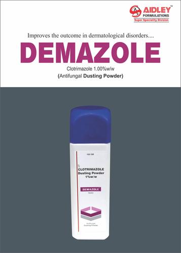 Clotrimazole 1.00% w/w (Antifungal Dusting Powder)