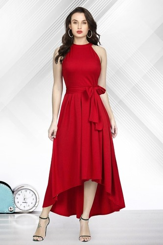 Deltin S-24 Red gown