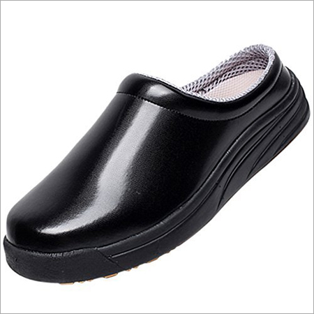 Black Chef Shoes