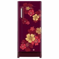 Whirlpool 190 L 4 Star ( 2019 ) Direct-Cool Single-Door Refrigerator (205 IMPC ROY 4S WINE IRIS-E, Wine Iris)