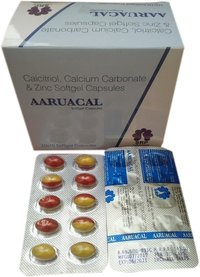 AARUACAL SOFTGEL CAPSULE