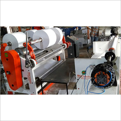 Paper Slitting Rewind Machine
