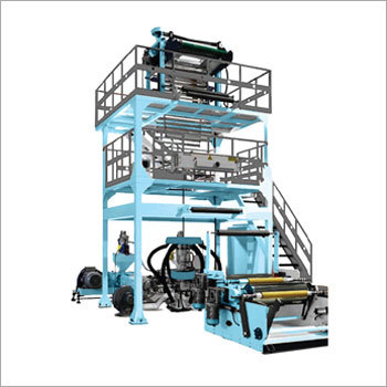 Two-ABA Layer Blown Film Plant