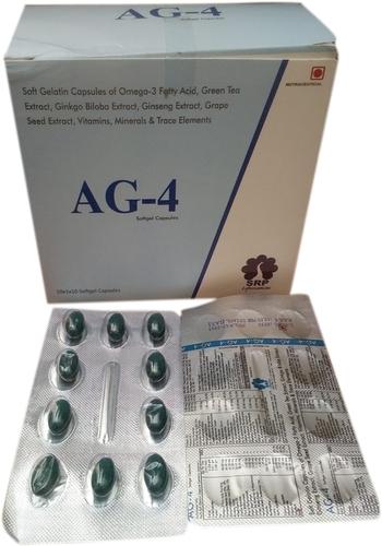 AG4 SOFTGEL CAPSULE