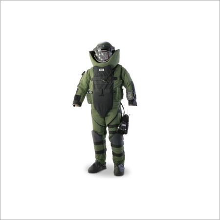 Bomb Suit Cooling Unit