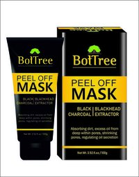 Charcoal Peel off Mask - Manufacturing Private Label Manufacturer