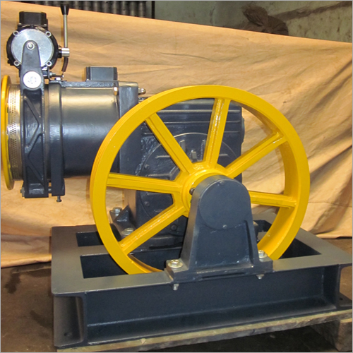 5 HP Traction Machine