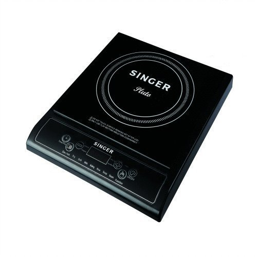 Singer Pluto 2000-Watt Induction Cooktop (Multicolor)