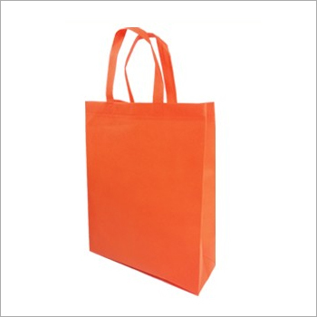 PP Plain Loop Handle Non Woven Bag