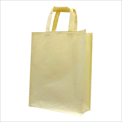 PP Loop Handle Non Woven Bag