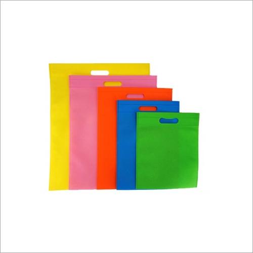 PP D-Cut Non Woven Bag
