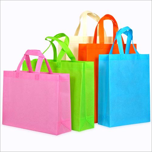 PP Loop Handle Non Woven Bag
