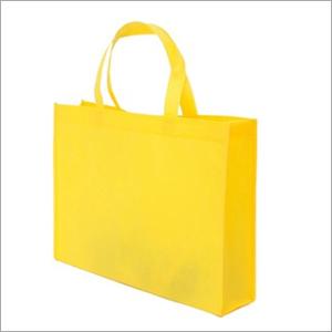 PP Plain Loop Handle Non Woven Bag