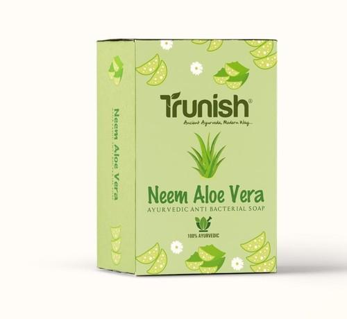 Ayurvedic  Neem Aloevera  Soap