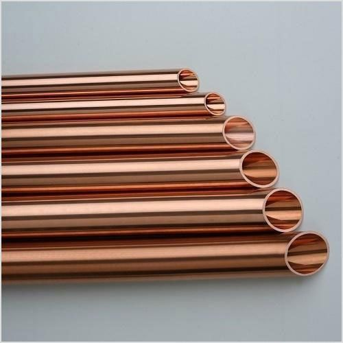 EC/ETP Copper Pipes & Tubes