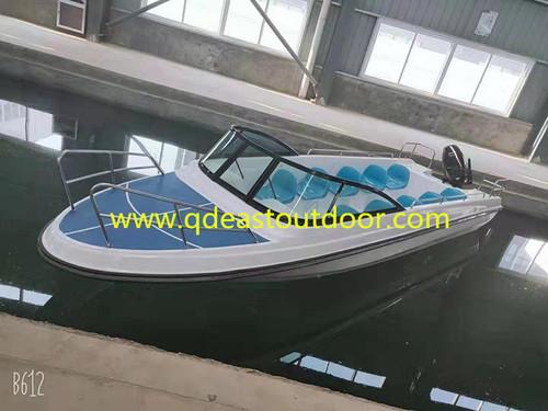 6.36m fiberglass boat, fishing bost, passenger boat