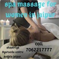 spa massage for women in jaipur