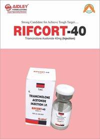 Triamcinolone Acetonide 40mg (1ml Pack)
