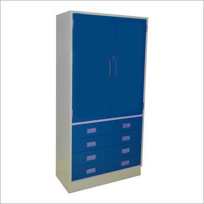 Apron Storage Cabinet
