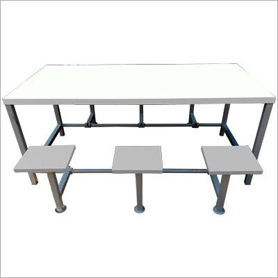 Durable Ss Canteen Table