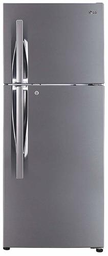 LG 260 L 4 Star (2019) Frost Free Double Door Refrigerator(GL-I292RPZL, Shiny Steel, Smart Inverter Compressor)