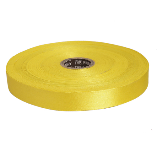 Double Satin NR - Butter Yellow