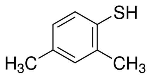 2,4 dimethyl benzenethiol CAS No. : 13616-82-5