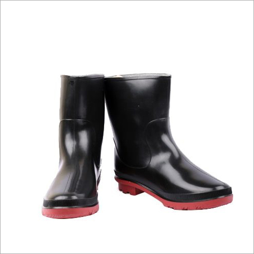Don Red Rain Boots