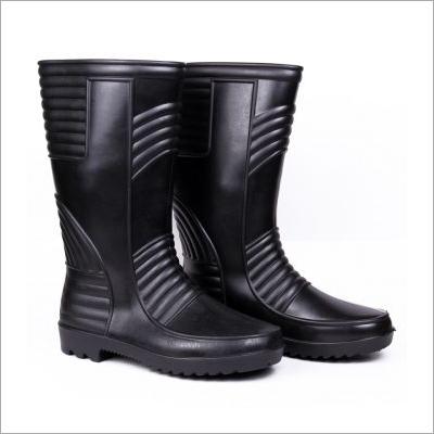 Welsafe Black Rain Boots