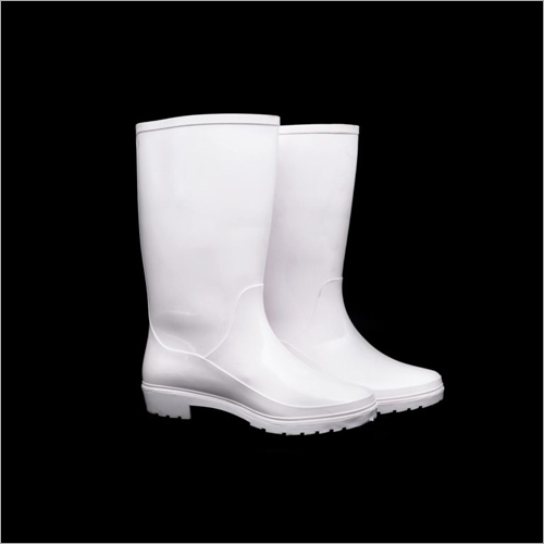 White Gumboot for Meat Industry