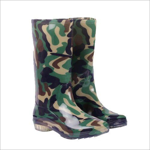 101 Mehndi Rain Boot