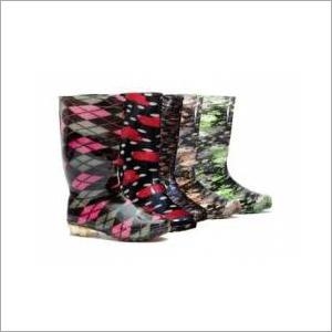 Rainboot Fashion