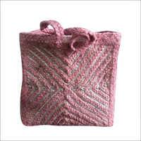 Hand Braided Cotton Shopping Bag