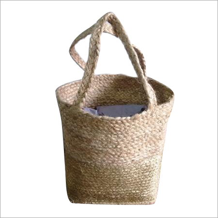 Hand Braided Jute Rope Bag