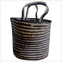 Designer Braided Jute Bag