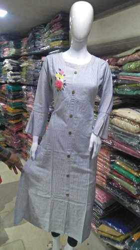 Long Cotton Kurti