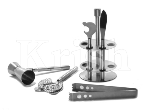 Round Bar Tool Set