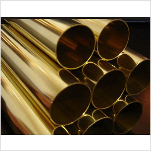 63/37 Lead Free Brass Tubes & Rods