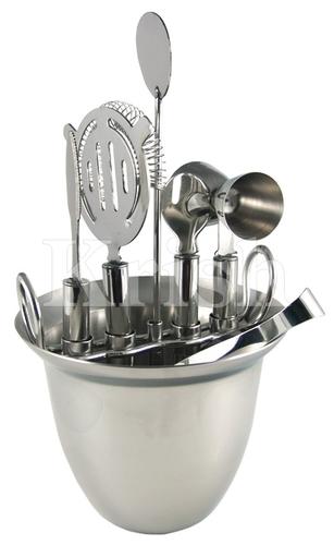 Bucket Bar Tool set - 8 Pcs