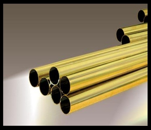 Lead Free Red Brass Tubes & Rods