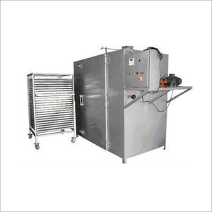 Food Processing Cabinet Tray Dryer