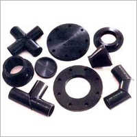 Black HDPE Pipe Fittings