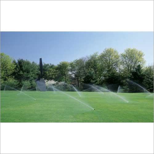 HDPE Garden Sprinkler
