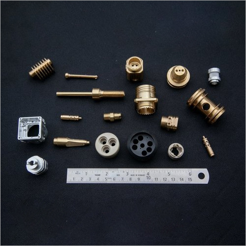 Screw Machine Parts